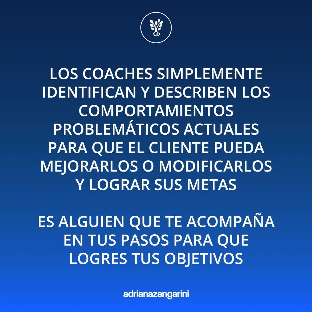 ¿Qué realmente hace un coach?