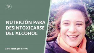 Nutrición Para Desintoxicarse del Alcohol