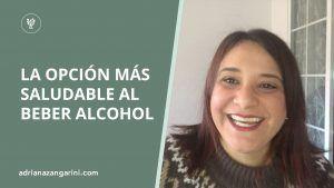 La opción más saludable al beber alcohol